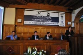 Manuel Bayona, Josu Xabier Llano, Francisco y Carolina Rubio